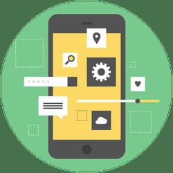 تطبيقات الهواتف الذكية