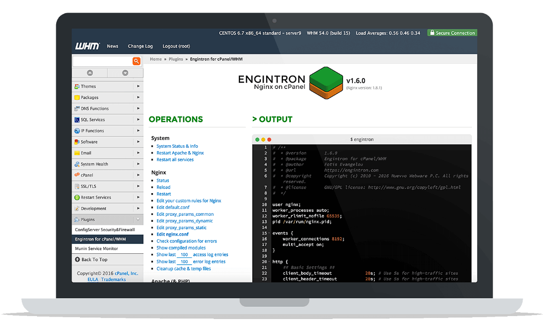 Engintron-cp