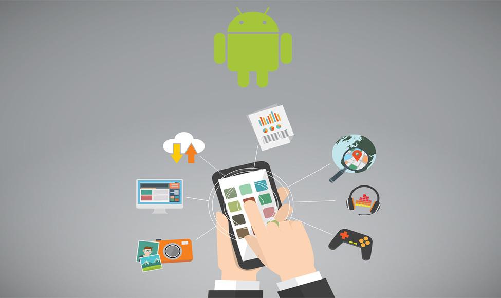 شركات تصميم تطبيقات الاندرويد